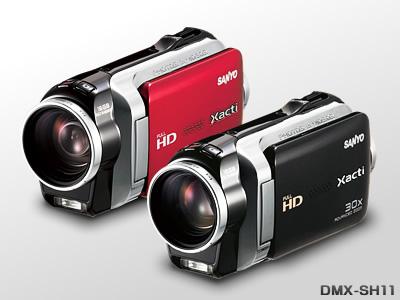 Xacti-Dmx-Sh11